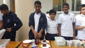 Dubai cares food sales