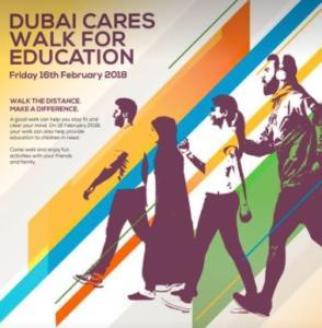 Dubai cares walk for education-3