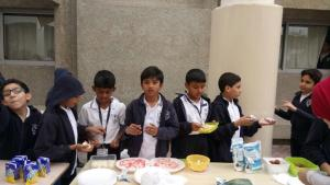 Food Sales for Dubai Cares