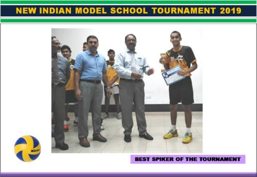 NEW INDIAN MODEL SCHOOL TOURNAMENT2