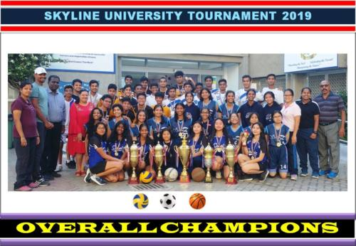 Skyline University Tournament 2019